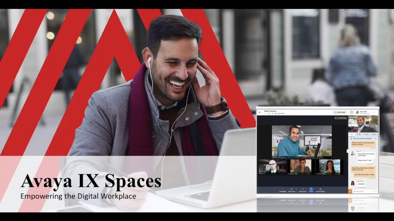 Avaya Spaces™